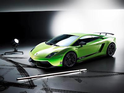 2011 Lamborghini Gallardo LP 570-4 Superleggera Super Car