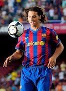 Zlatan Ibrahimovic Football Poster