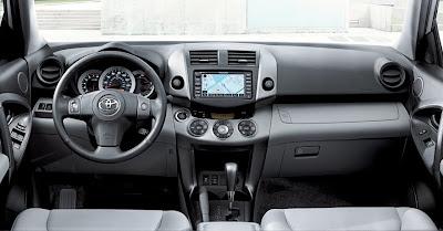 2010 Toyota Rav4 Interior