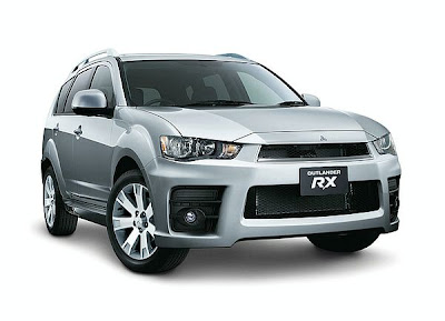 2010 Mitsubishi Outlander RX Car Wallpaper