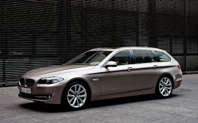 2011 BMW 5 Series Touring Picture