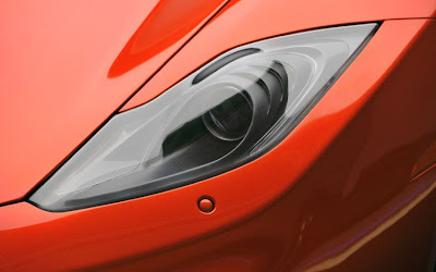 2011 McLaren MP4-12C Headlight