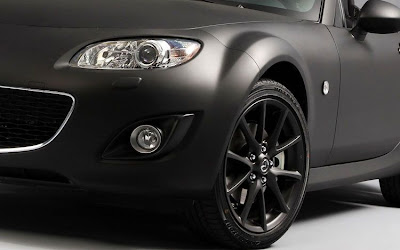 Mazda MX5 Matte Black Special Edition Racing Wheel