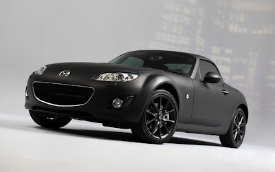 Mazda MX5 Matte Black Special Edition Picture