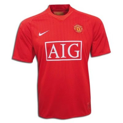 Manchester United  Red Custom