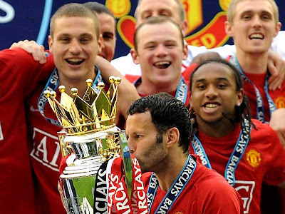 Manchester United  The Champion
