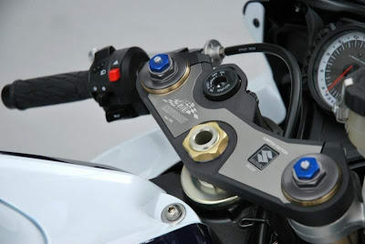 Picture Suzuki GSX-R 600 25th Anniversary