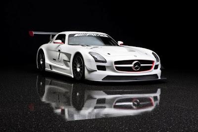 2010 Mercedes-Benz SLS AMG GT3 First Look