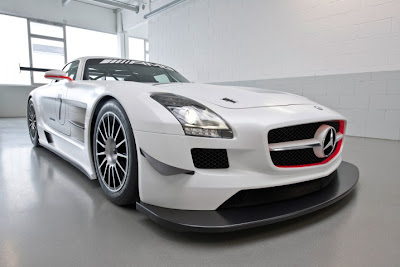 2010 Mercedes-Benz SLS AMG GT3 Photo