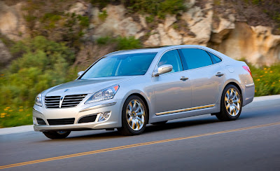2011 Hyundai Equus Exotic Car