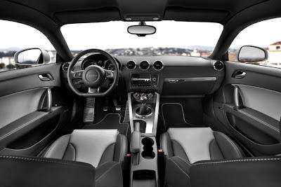 2011 Audi TT Interior