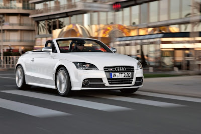 2011 Audi TT Luxury Car