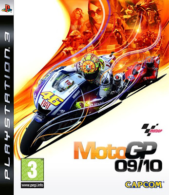 MotoGP 09/10 Game Cover