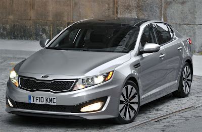 2011 Kia Optima First Look