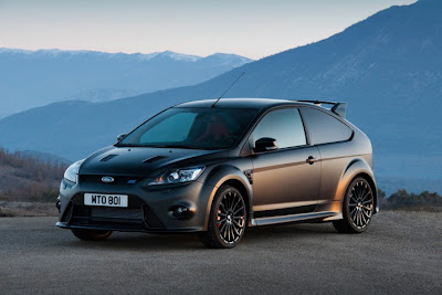 2011 Ford Focus RS500 Wallpaper