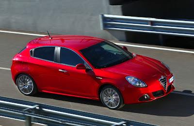 2011 Alfa Romeo Giulietta Photo