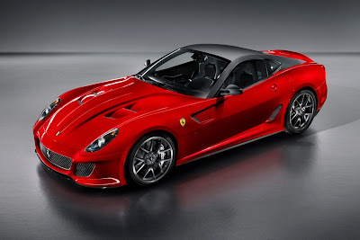 2011 Ferrari 599 GTO Best Sport Car