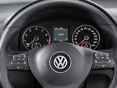 2011 Volkswagen Touran Steering Wheel
