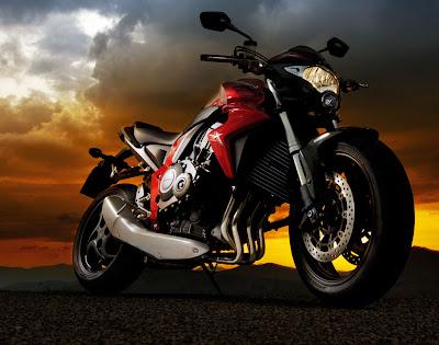 2010 Honda CB1000R Wallpaper