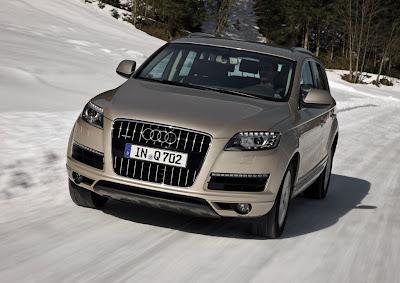 2011 Audi Q7 First Drive