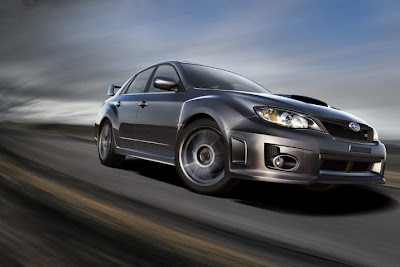 2011 Subaru Impreza WRX STI Image