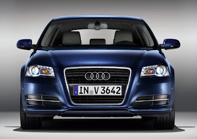 2011 Audi A3 Sportback Front View