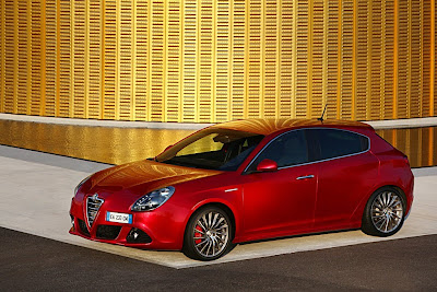 2011 Alfa Romeo Giulietta Exotic Car