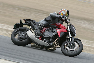 2010 Honda CB1000R First Ride