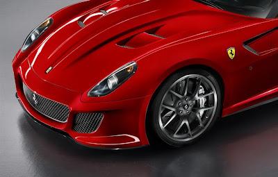 2011 Ferrari 599 GTO Front End