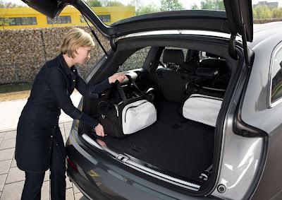 2011 Audi Q7 Cargo Area Place