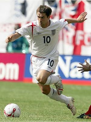 Michael Owen English Football Player