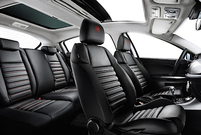 2011 Alfa Romeo Giulietta Seats Photo