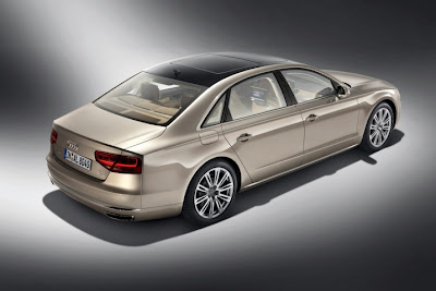 2011 Audi A8 L First Look