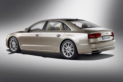 2011 Audi A8 L Image