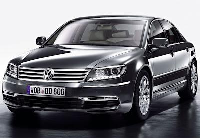 2011 Volkswagen Phaeton Image