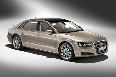 2011 Audi A8 L Luxury Cars