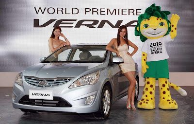 2011 Hyundai Verna-Accent Official Picture