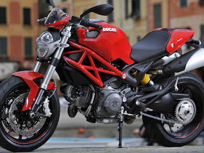 2011 Ducati Monster 796 Sport Bike