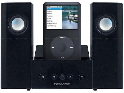 PSP-312IPIR3 iPOD Speaker