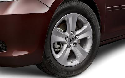 2010 Honda Odyssey Wheel