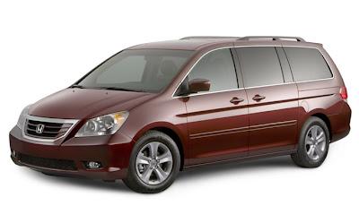 2010 Honda Odyssey Car Picture