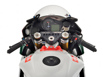 Aprilia RSV4 Max Biaggi Replica Dash