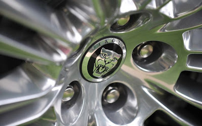 2011 Jaguar XJ L Supercharged Wheel