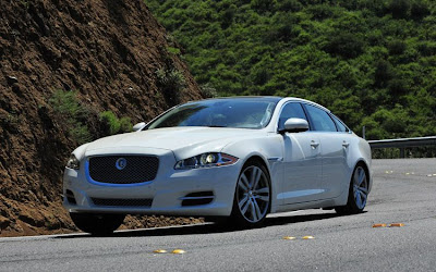 Jaguar XJ L Supercharged