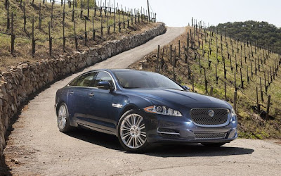 2011 Jaguar XJ L Supercharged Luxury Cars