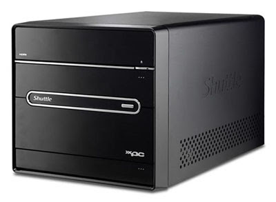 Shuttle XPC H7 4500H - Media Center PC