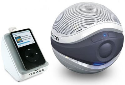 Aqua Sounders - Floating Wireless Speaker