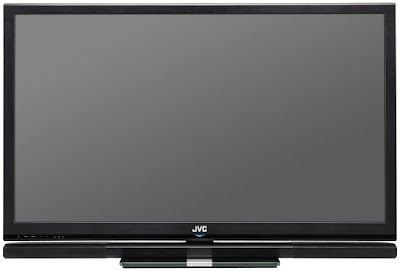 JVC Xiview LT-42WX70 Ultra Slim LCD TV