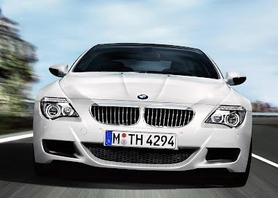 2009 BMW M6 Sport