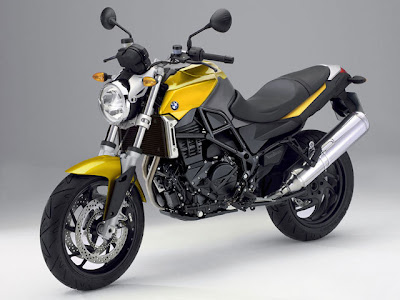 2009 BMW F800R Motorcycle